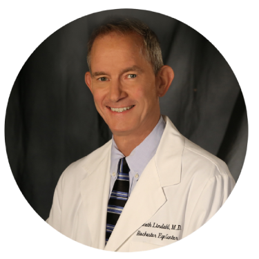 Dr. Ken Lindahl, MD Ophthalmologist