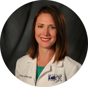 Emily Culliton, OD - Rochester Eye & Laser Center
