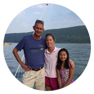 Kenneth Lindahl & Family