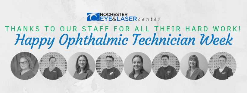 Ophthalmic technician week